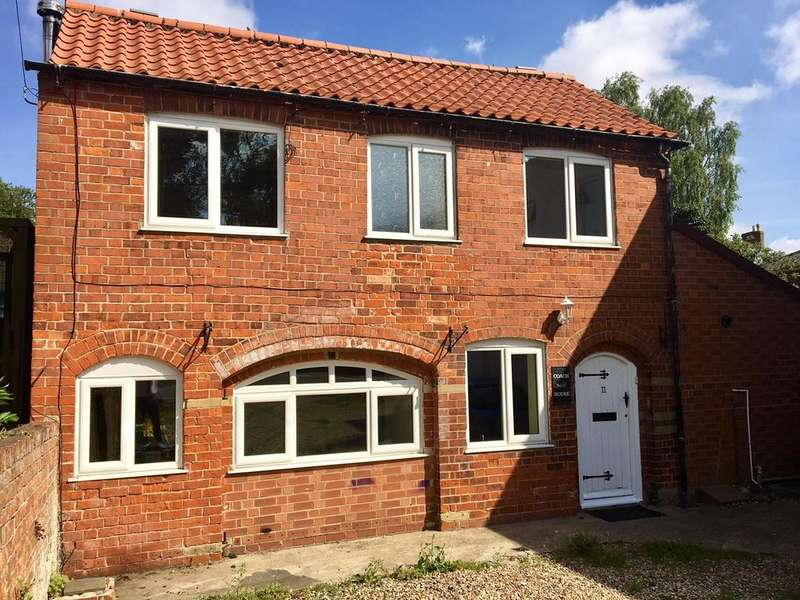 2 Bedrooms Unique Property for sale in Station Street, Donington, Spalding, PE11