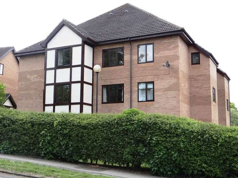 1 Bedroom Apartment Flat for sale in Lindisfarne Court, Chesterfield