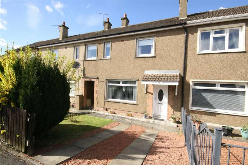 3 Bedrooms Terraced House for sale in Douglas Drive, Boness