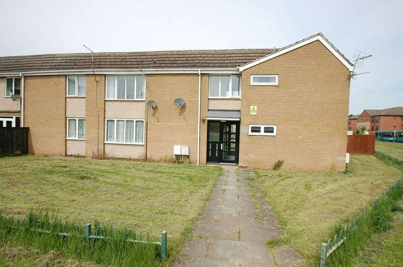 1 Bedroom Property for sale in Stirling Way Thornaby, Stockton-On-Tees
