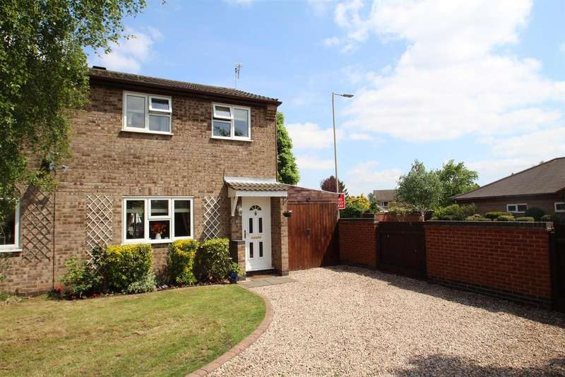3 Bedrooms Detached House for sale in Cloud Lea, Mountsorrel