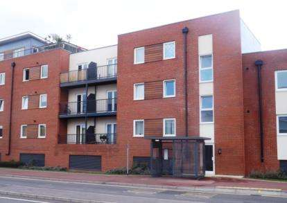 2 Bedrooms Flat for sale in Princes Way, Bletchley, Milton Keynes, Buckinghamshire