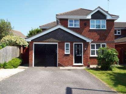 4 Bedrooms Detached House for sale in Stubbington, Hampshire