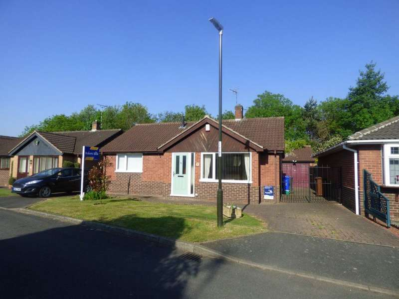2 Bedrooms Bungalow for rent in Copseside Close, Long Eaton, NG10 3QD