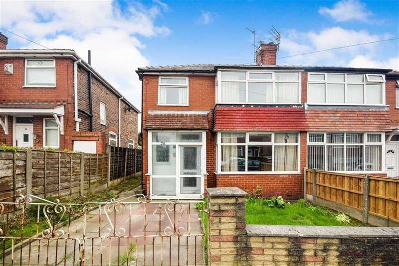 3 Bedrooms Semi Detached House for sale in Runnymeade, Swinton