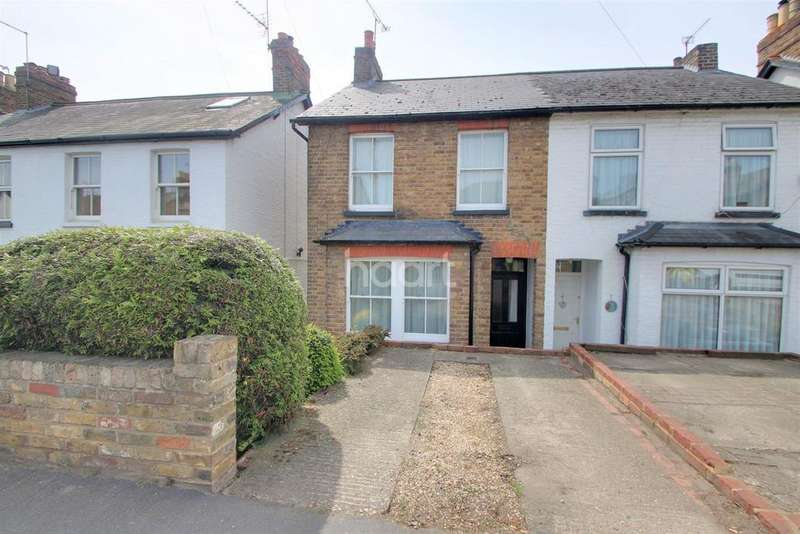 2 Bedrooms End Of Terrace House for sale in Lent Rise Road, Burnham