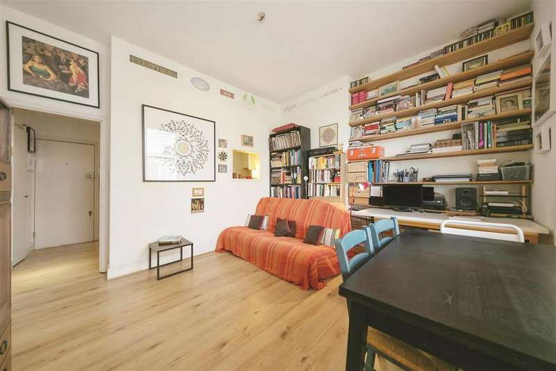 1 Bedroom Flat for sale in Sinclair Road, W14