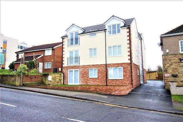 2 Bedrooms Flat for rent in Pavillion Apartments, Worksop Road, Swallownest, Sheffield, S26 4WD