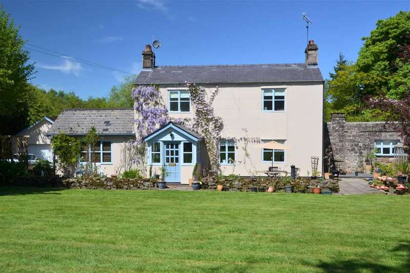 5 Bedrooms Detached House for sale in Oxmoor House, The Narth, Trellech
