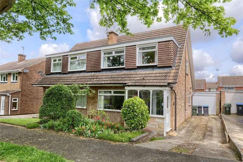 3 Bedrooms Semi Detached House for sale in Shevington Grove, Marton