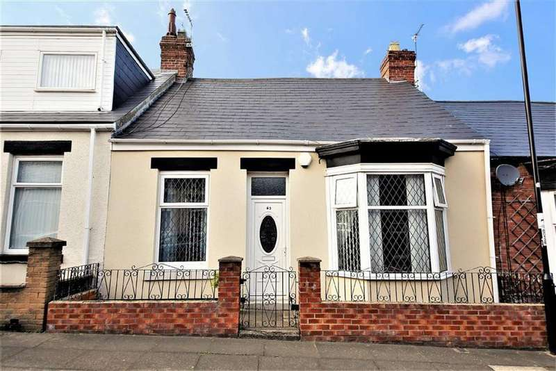 2 Bedrooms Cottage House for sale in Hawarden Crescent, High Barnes, Sunderland, SR4