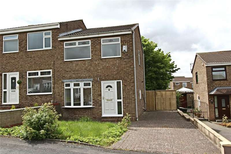2 Bedrooms Semi Detached House for sale in Oldgate, Eston