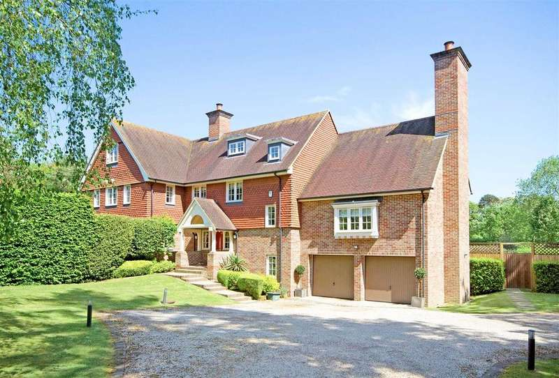 5 Bedrooms Detached House for sale in Ingatestone Road, Stock