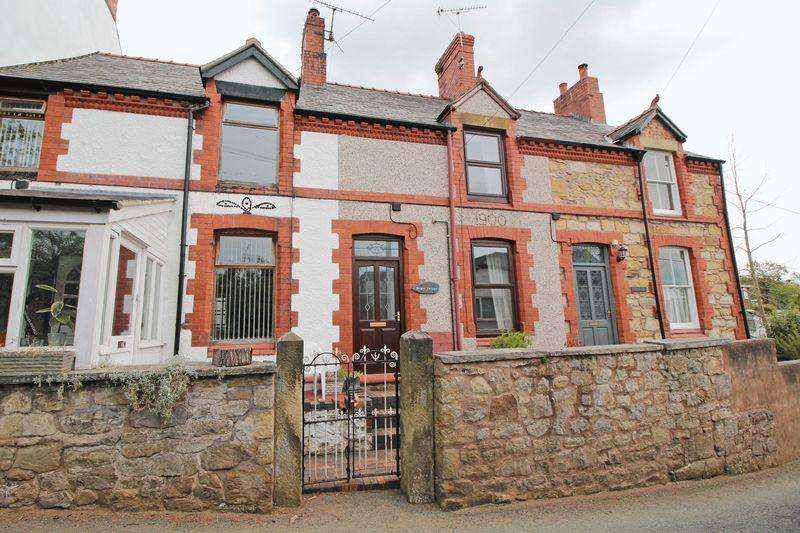 2 Bedrooms Terraced House for sale in Garth Road, Garth, Llangollen