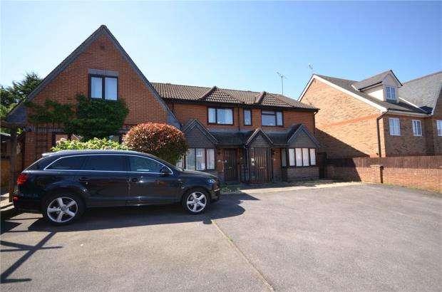 1 Bedroom Maisonette Flat for sale in Cambridge Road, Crowthorne, Berkshire