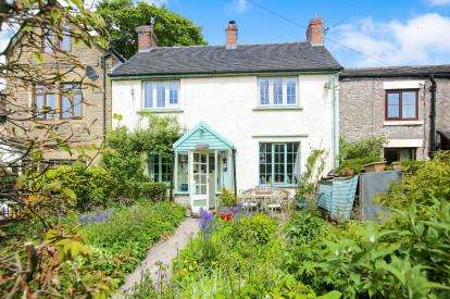 4 Bedrooms Terraced House for sale in Earl Sterndale, Buxton, Derbyshire, High Peak