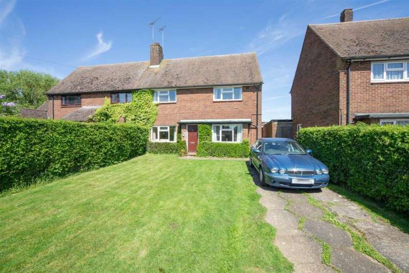 3 Bedrooms Semi Detached House for sale in Wingfield Road, Tebworth