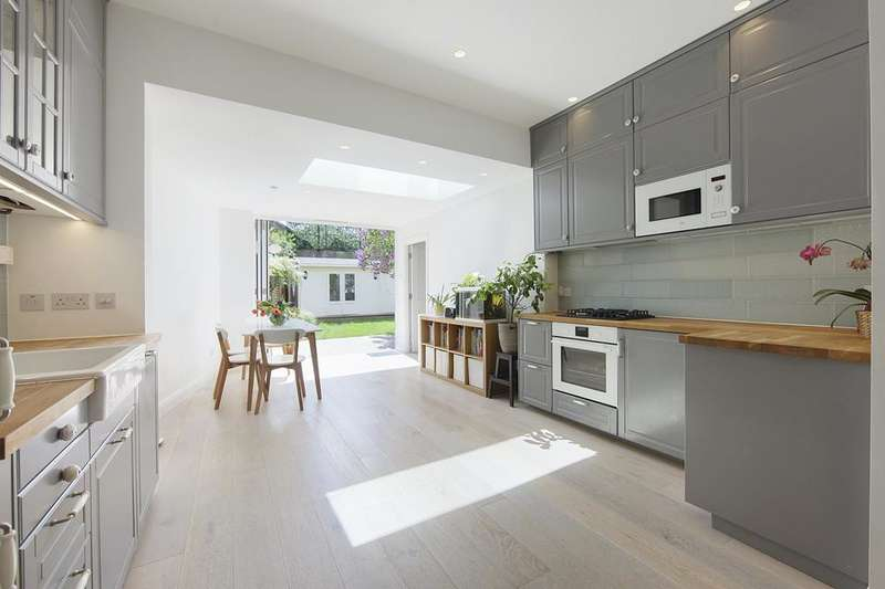 2 Bedrooms Flat for sale in Moray Road, London N4