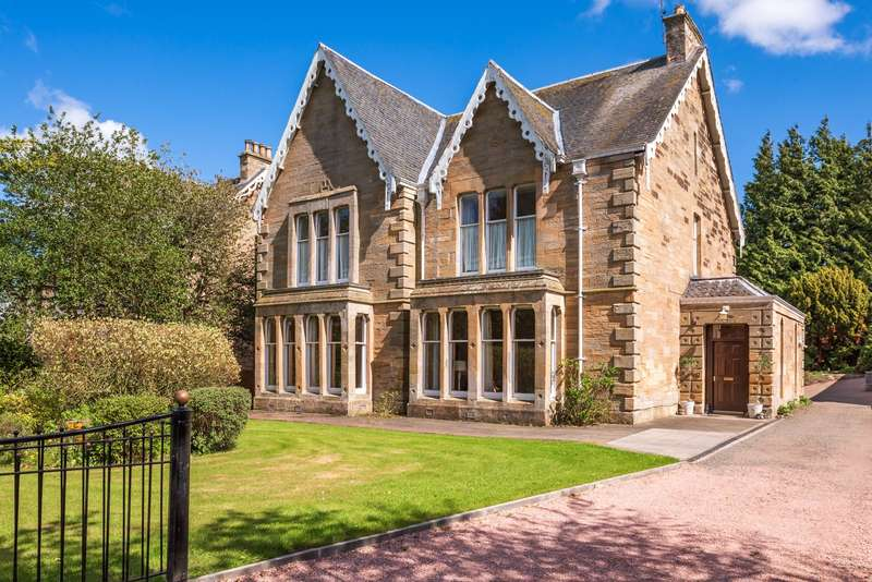 5 Bedrooms Detached House for sale in Holmsdale, South Road, Cupar, Fife, KY15