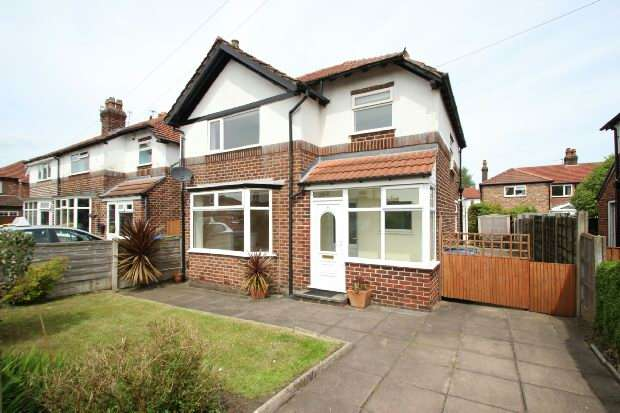 3 Bedrooms Detached House for sale in Marbury Drive, Timperley