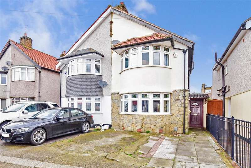 4 Bedrooms Semi Detached House for sale in Swanley Road, , Welling, Kent