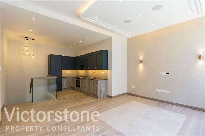 2 Bedrooms Flat for sale in Werrington Street, Euston, London