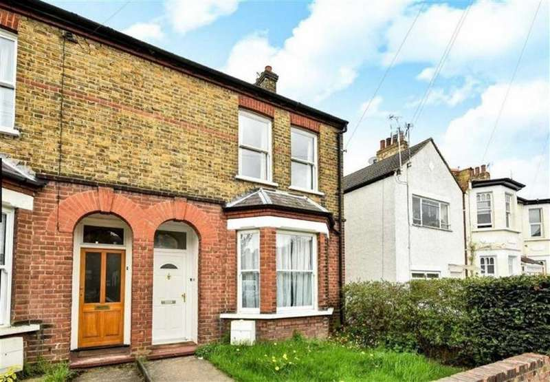 3 Bedrooms House for sale in Coleridge Road, Finchley
