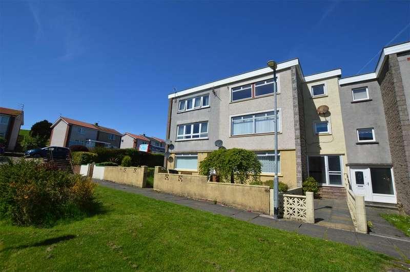 3 Bedrooms Maisonette Flat for sale in 136 Chapelhill Mount, ARDROSSAN, KA22 7ND