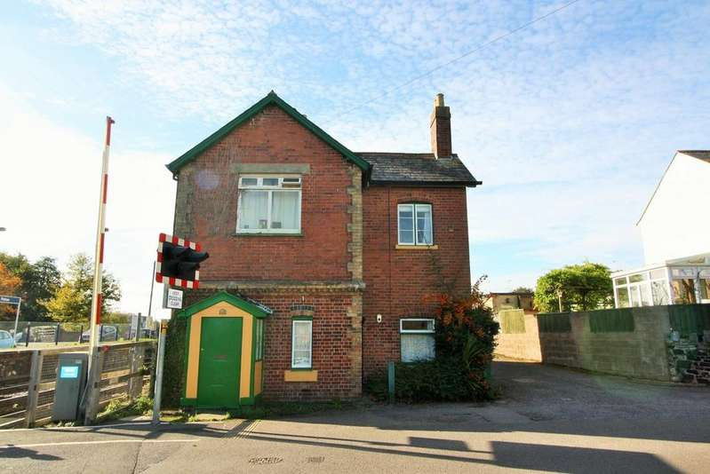 3 Bedrooms Detached House for sale in Station Road, Pinhoe