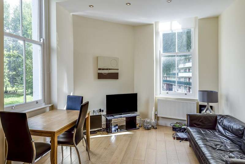 2 Bedrooms Flat for sale in Clemence Street, London