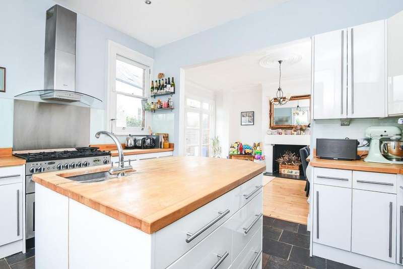 4 Bedrooms Semi Detached House for sale in Hornsey Lane, Highgate