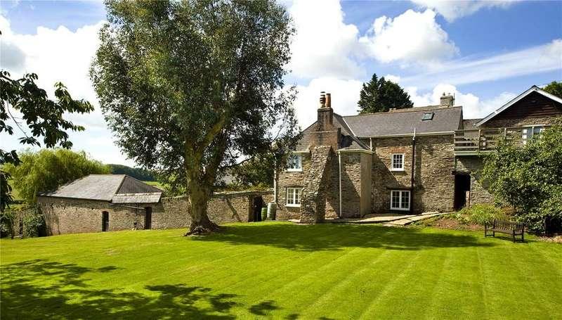 7 Bedrooms Detached House for sale in Chipton Barton, Dittisham, Dartmouth, Devon, TQ6