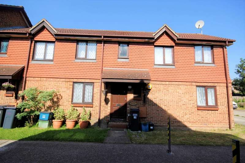 2 Bedrooms End Of Terrace House for sale in Waterfield Gardens, London SE25