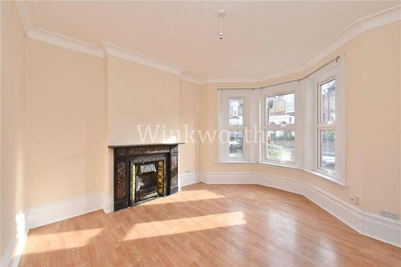 5 Bedrooms Terraced House for sale in Eade Road, Finsbury Park, London, N4