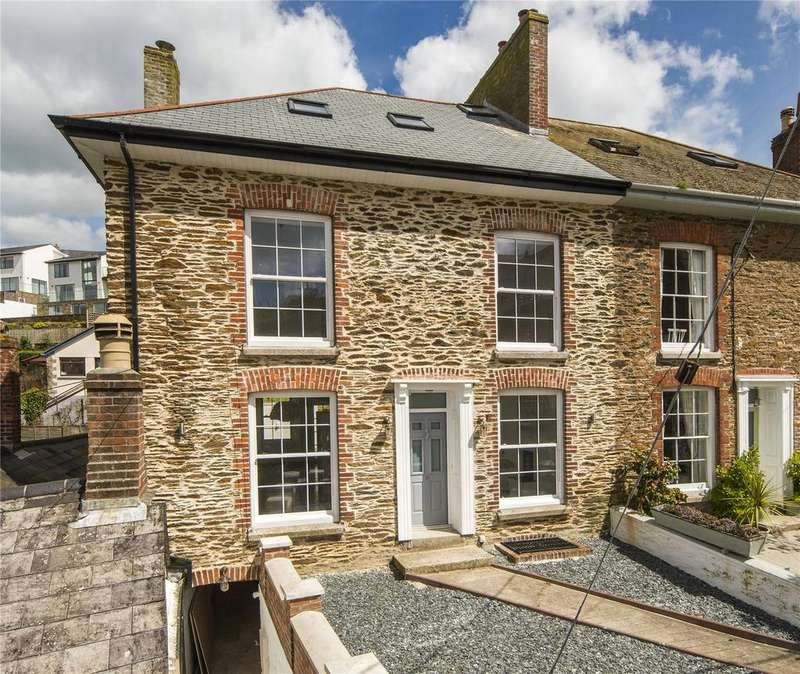 5 Bedrooms Unique Property for sale in Fore Street, Polruan, Fowey, Cornwall, PL23