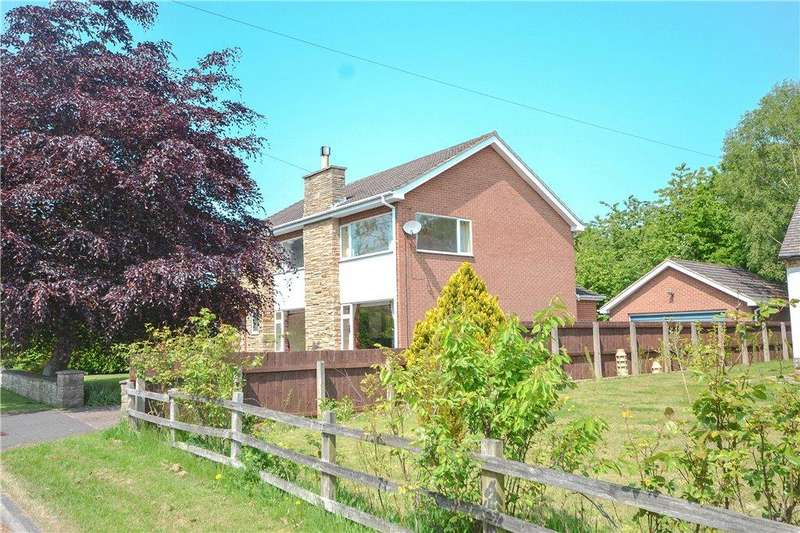 4 Bedrooms Detached House for sale in Blue Barn Lane, Hutton Rudby, Yarm, North Yorkshire