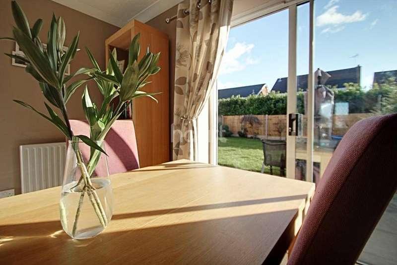 4 Bedrooms Detached House for sale in Sevenlands Drive, Boulton Moor