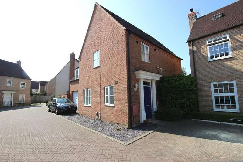 4 Bedrooms Detached House for sale in Tennyson Place, Ely