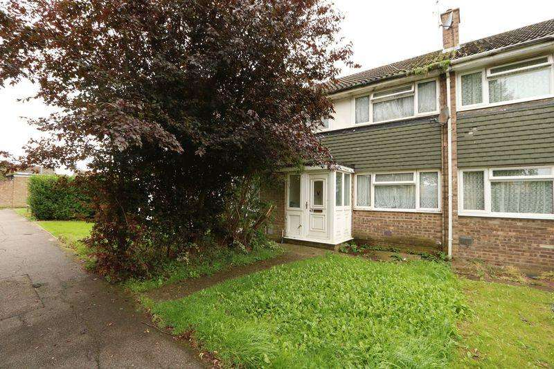3 Bedrooms Semi Detached House for sale in Tiffany Close, Bletchley