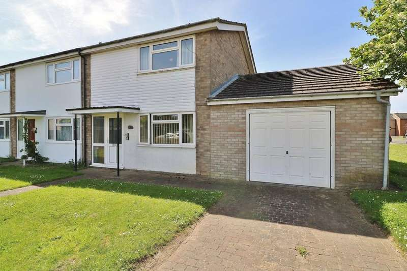2 Bedrooms End Of Terrace House for sale in Brickhills, Willingham