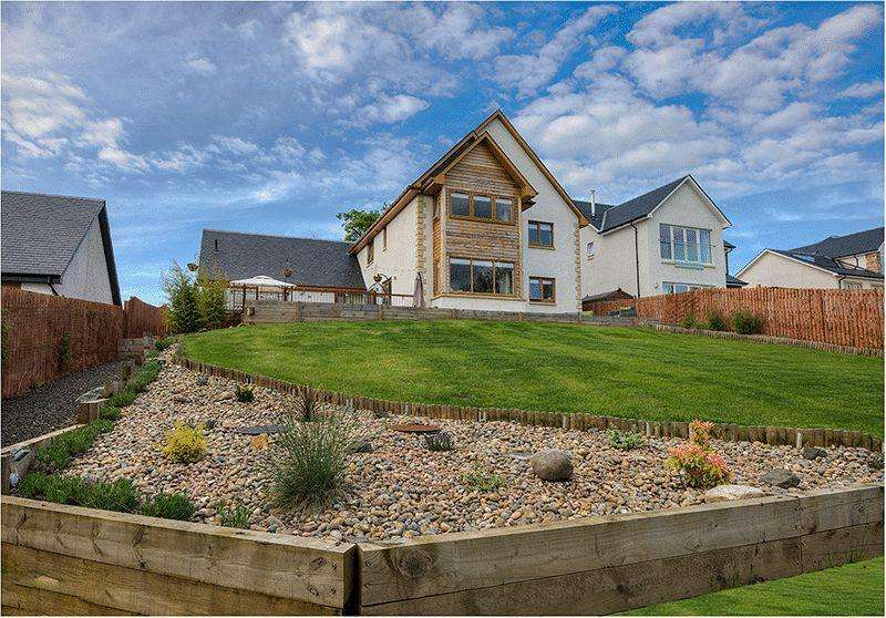5 Bedrooms Detached House for sale in Westfield Gardens, Kincardine