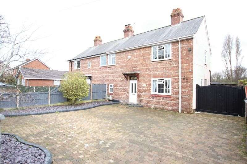 3 Bedrooms Property for sale in Saughall Massie Lane, Upton, Wirral