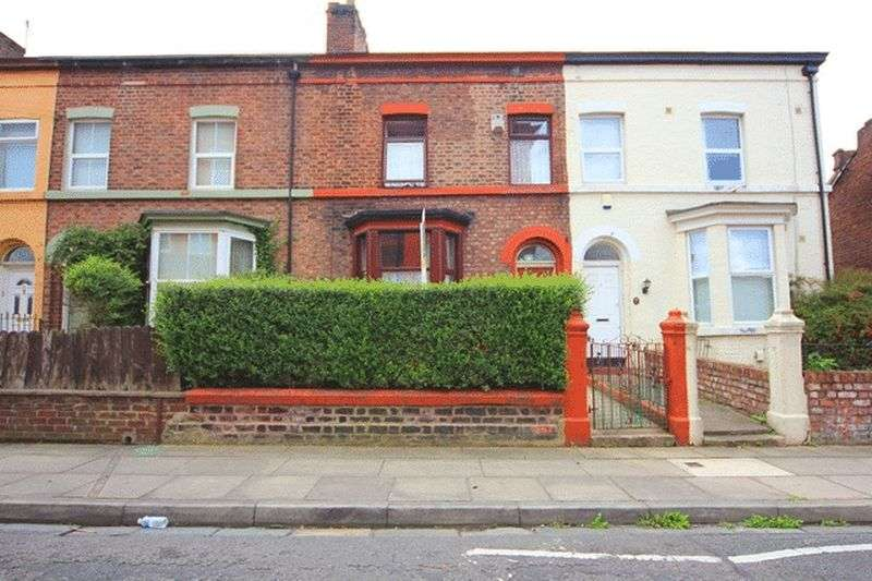 4 Bedrooms Property for sale in Wellington Street, Garston, Liverpool, L19