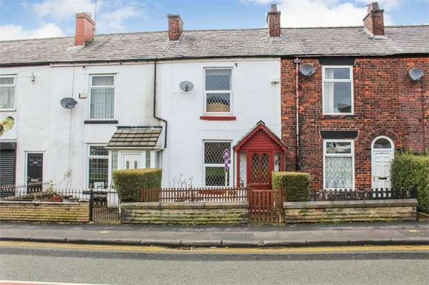 2 Bedrooms Terraced House for sale in Hollins Lane, Bury, Lancashire