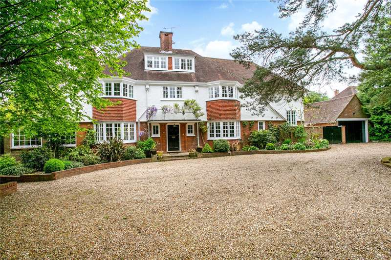 7 Bedrooms Detached House for sale in Chiltern Road, Amersham, Buckinghamshire, HP6