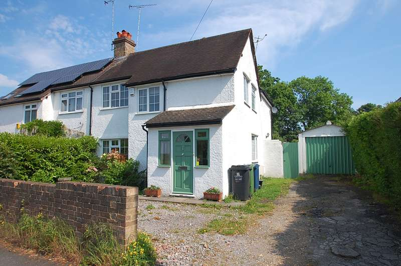 3 Bedrooms Semi Detached House for sale in Copthall Lane, Chalfont St Peter, SL9