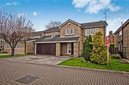 4 Bedrooms Detached House for sale in Whiston Green, Whiston, Rotherham, South Yorkshire