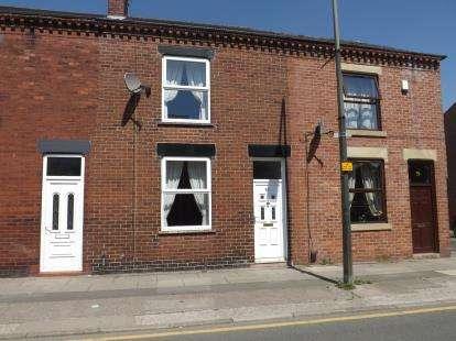 3 Bedrooms Terraced House for sale in Heath Street, Golborne, Warrington