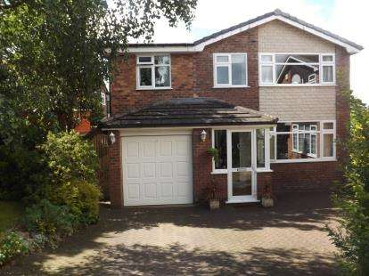 4 Bedrooms Detached House for sale in Warren Road, Appleton, Warrington, Cheshire