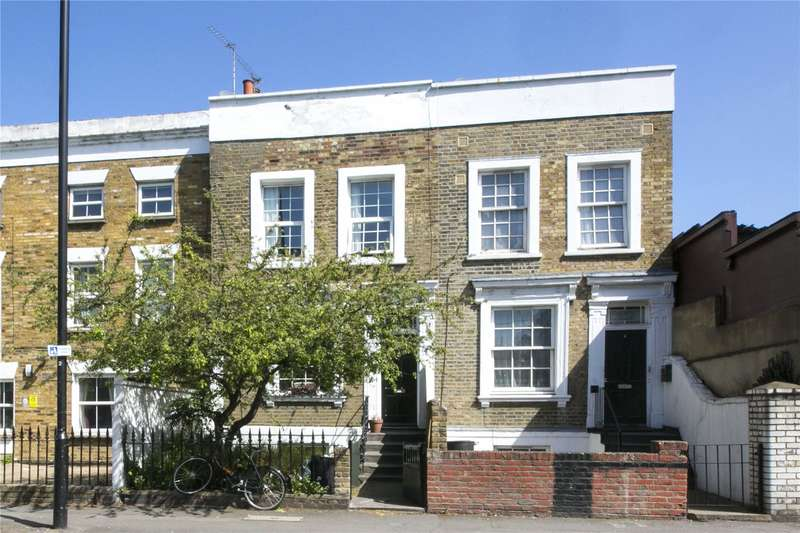 4 Bedrooms Terraced House for sale in Englefield Road, De Beauvoir, N1